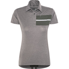 Shimano Transit - Maillot manches courtes Femme - gris